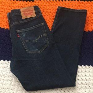 Men's Levi's Jeans w32 L 30 541